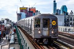 MTA New York City Subway Kawasaki R68A #5102
