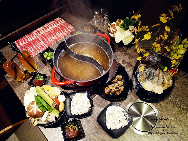 台北東區好吃火鍋海鮮推薦慕食鍋物 (21)