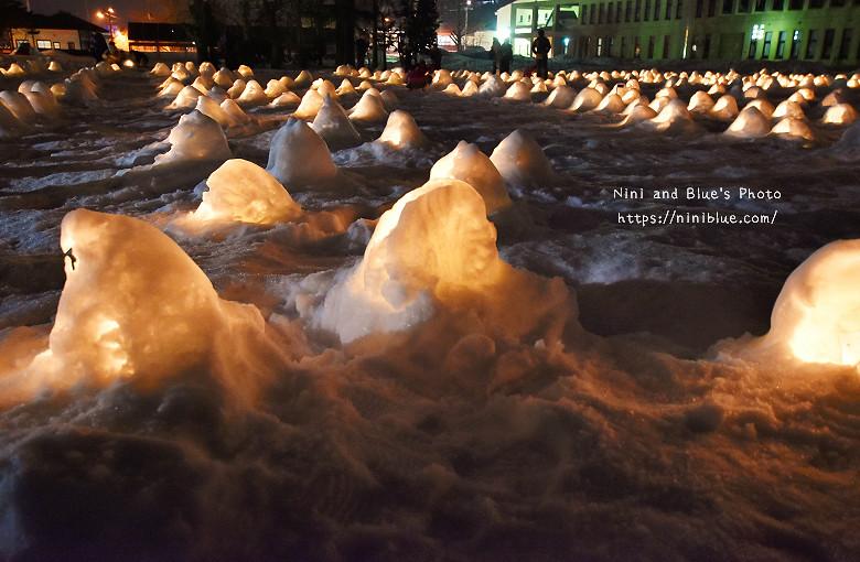 日本東北秋田自助旅行雪屋祭典10