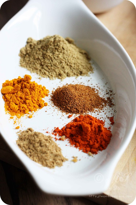 Monsoon Spice Unveil the Magic of Spices Sweet and Spicy