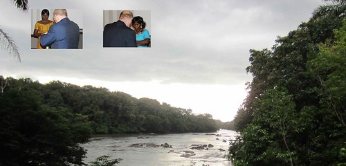 Epulu river and widows