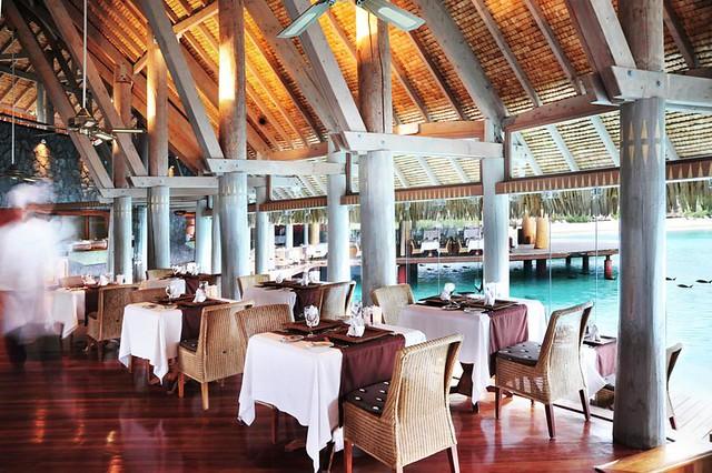 Le Meridien Bora Bora—Le Tipanie