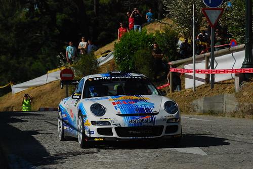 El coche con el que competirá Álvaro Muñiz en el Rallye RACE 2013