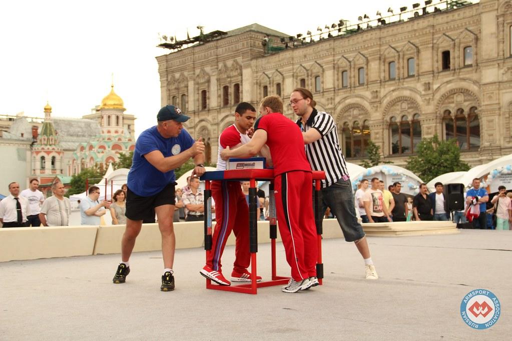 -80kg final: Vadim Akperov vs. Alex Kokuhin │ A1 on the Red Square, 02 June 2013