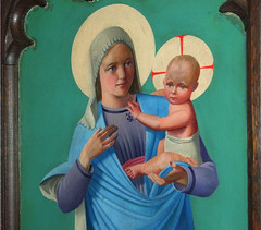 Blessed Virgin and Child, 1930s