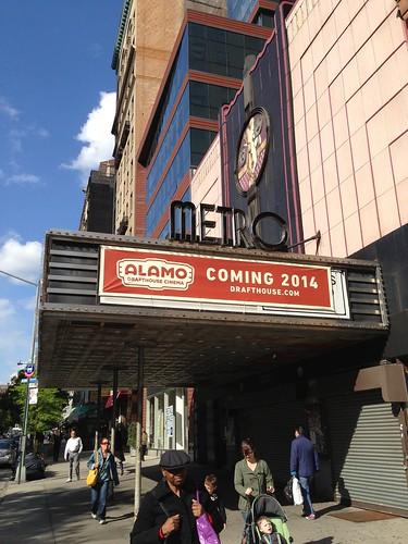 Metro Theater-NYC