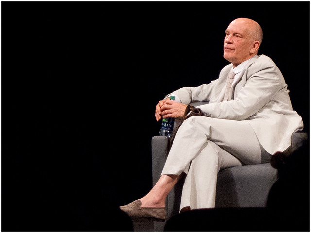In Conversation with John Malkovich