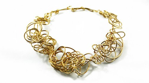 necklace Kristal Vinas
