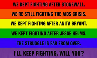 keep fighting graphic