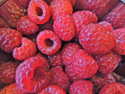 Raspberries ........(178/365) by Irene_A_