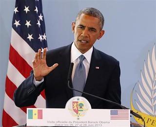 """奥巴马称不想就斯诺登事件与中俄""""折腾"""""""