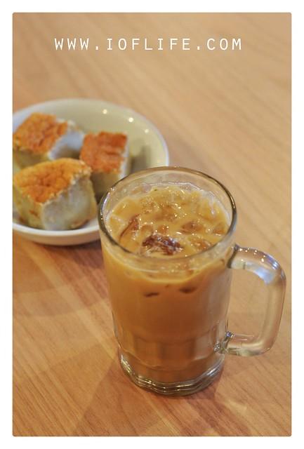 kopi aceh ayam tangkap Blang Bintang