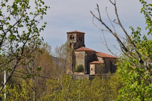 Jaramillo Quemado (Burgos). Iglesia de San Martín Obispo