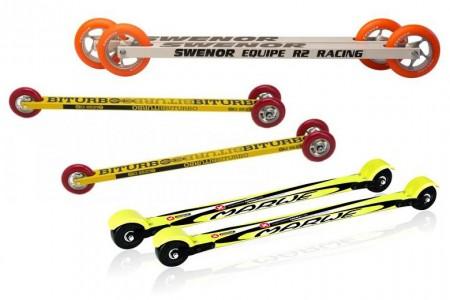 Vybíráme kolečkové lyže 2. díl - základní typy