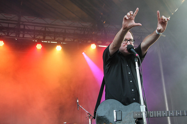 TURF 2013: The Hold Steady, July 6 @ Fort York