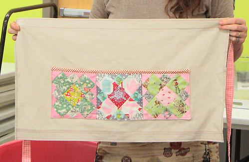 Rozina's apron