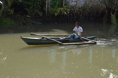 canoe(0.0), dinghy(0.0), skiff(0.0), watercraft rowing(0.0), kayak(0.0), canoeing(0.0), boats and boating--equipment and supplies(1.0), vehicle(1.0), rowing(1.0), boating(1.0), watercraft(1.0), oar(1.0), boat(1.0), paddle(1.0),