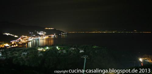Hotel Sirius Aussicht nachts