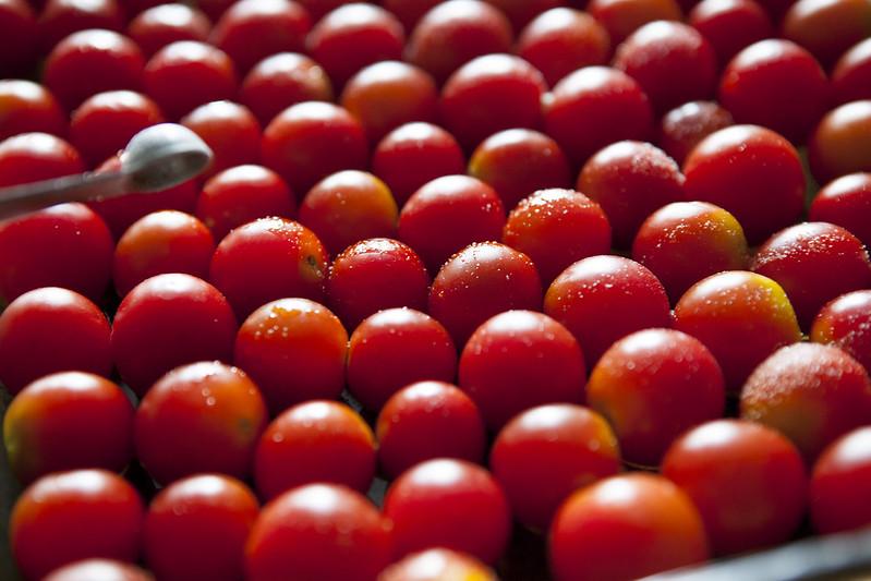 Oven Roasted Creamy Cherry Tomato SauceIMG_3717