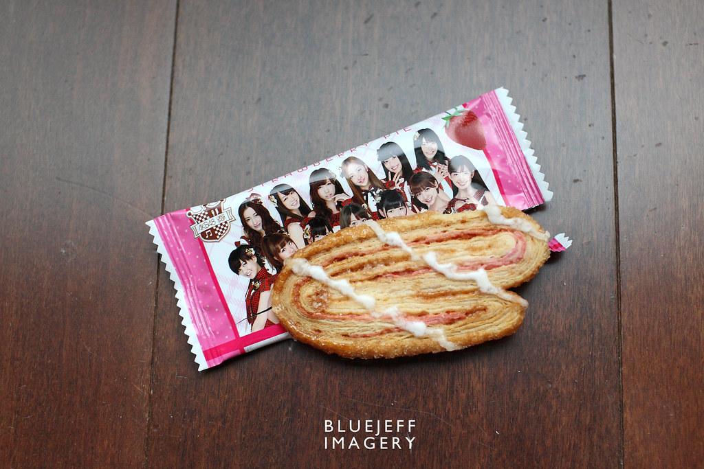 AKB48 Cookies