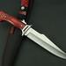 SANJIA 33A HUNTING KNIFE by www.doubleknife.com