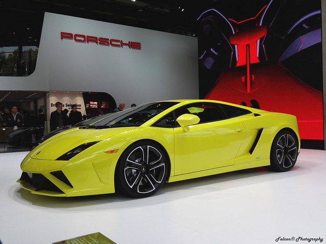 Lamborghini Gallardo 5.2 '14