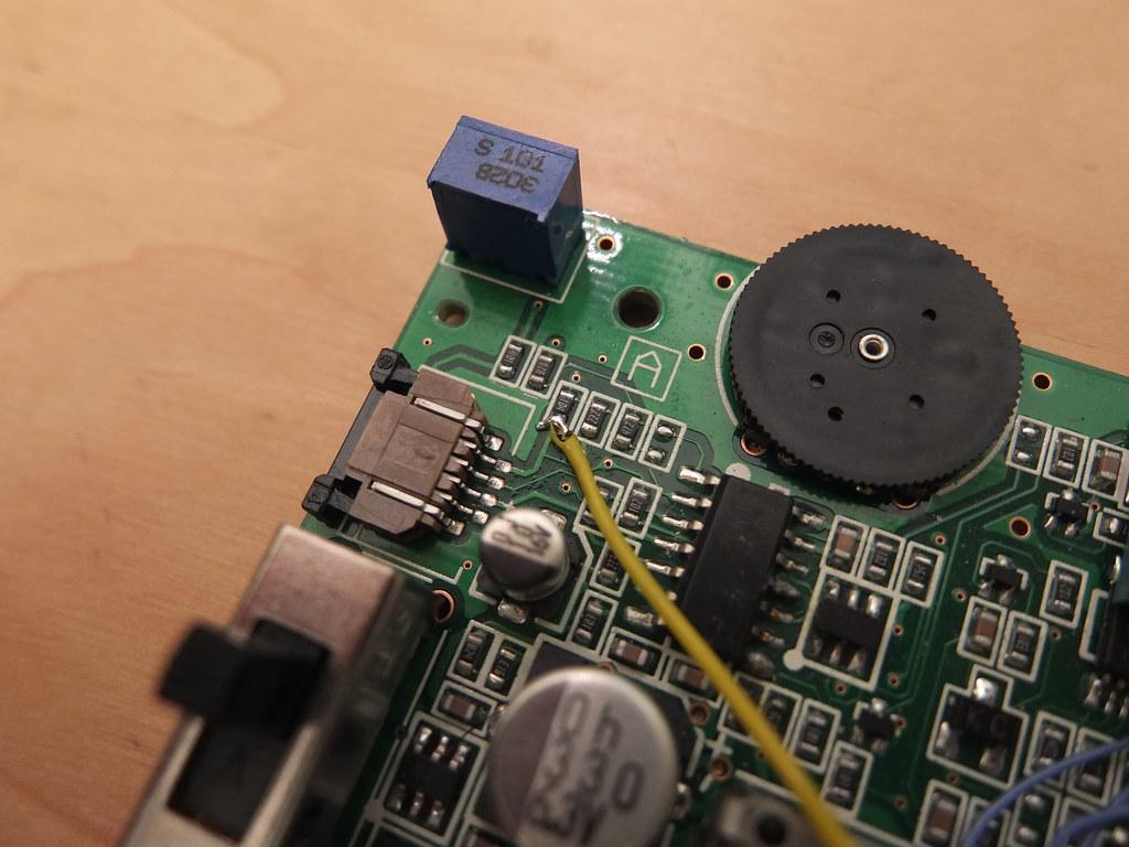 Serial CV Interface - Monotron Pitch CV