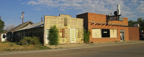 Storefront Block (Edgerton, Wyoming)