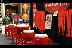 2013 Lunar New Year Celebration at Bellevue Square