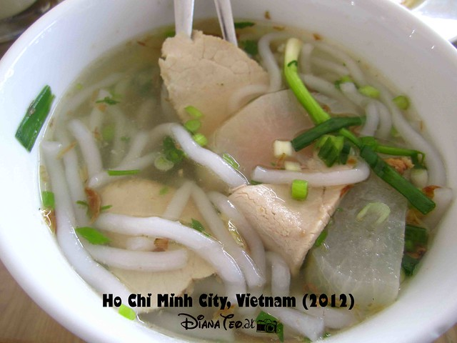 Foods in Ho Chi Minh City 12