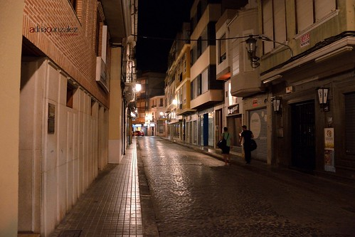 Carrer Sant Cristòfol by ADRIANGV2009