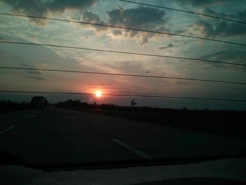 Sunrise @ Porto Alegre