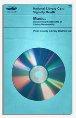 PCLD Library Card Benefits Series – Music – #23