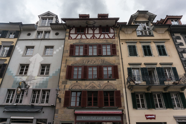 Old Town, Lucerne