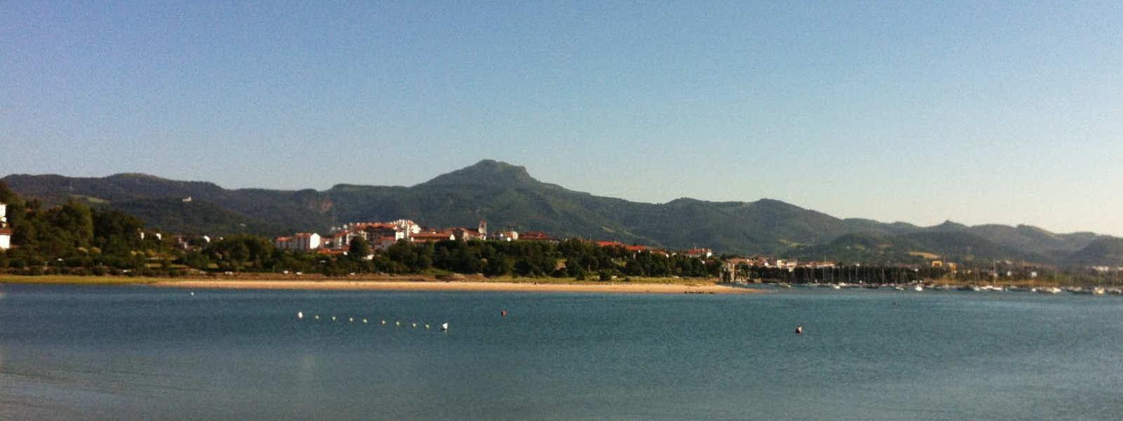 Hendaye au pays basque appartement à louer