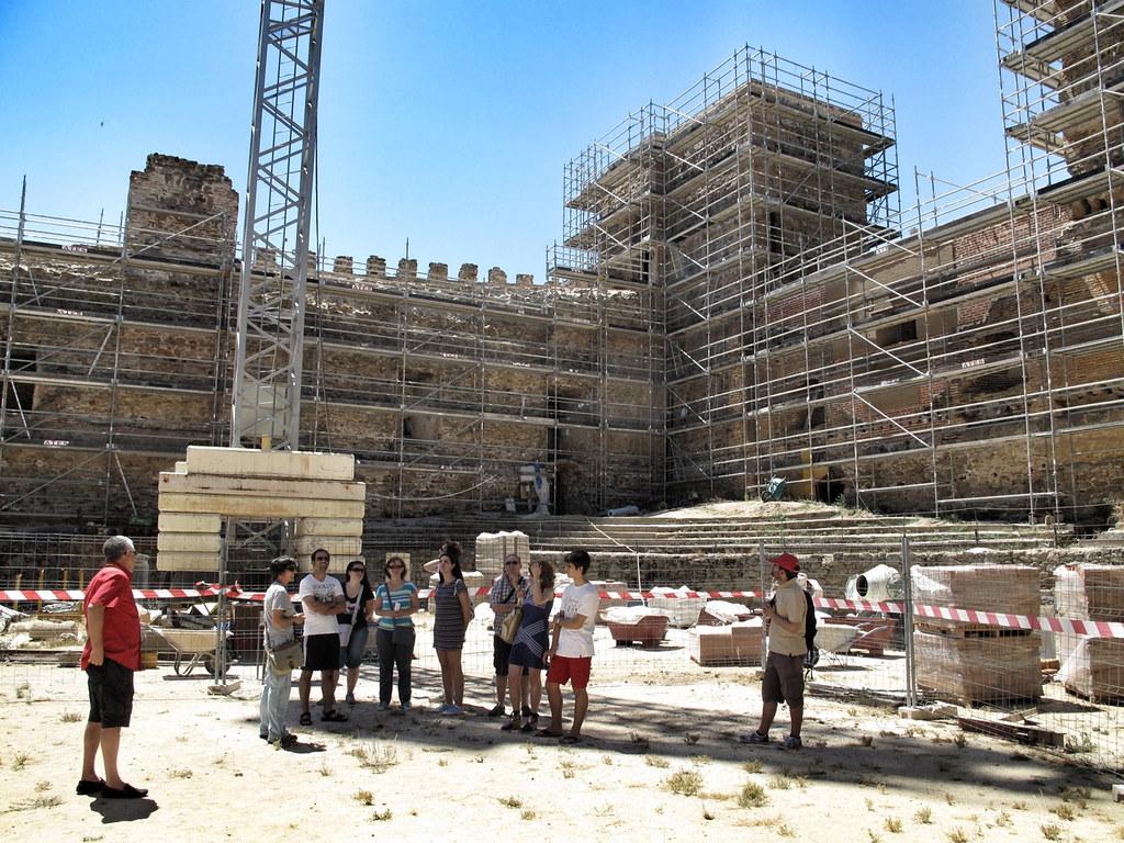6. castillo buitrago de lozoya_visita_inversa_restauración
