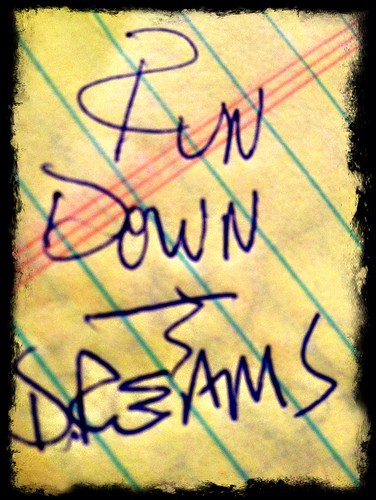 Run Down Dreams by Damian Gadal