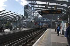 Poplar Station Looking West