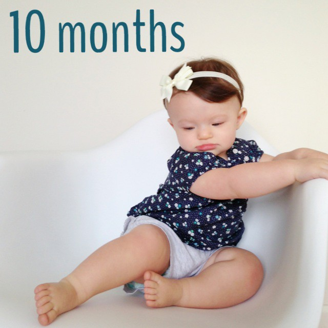 Wren Winter: 10 months