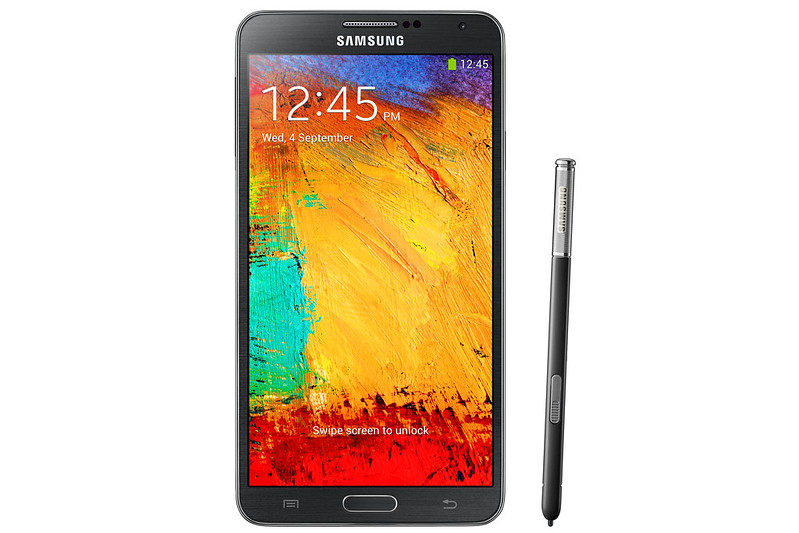Samsung Galaxy Note 3 (Jet Black)