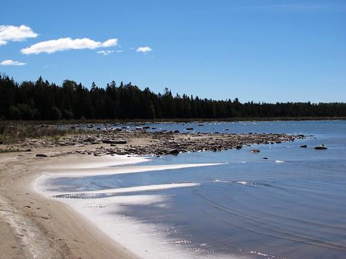beach manitoulin miserybay