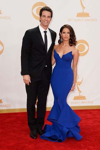 Former 106 and park host Rocsi Diaz At The 65th Annual Primetime Emmy Awards