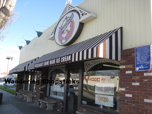 Fosselman's Ice Cream Co. - Alhambra 1