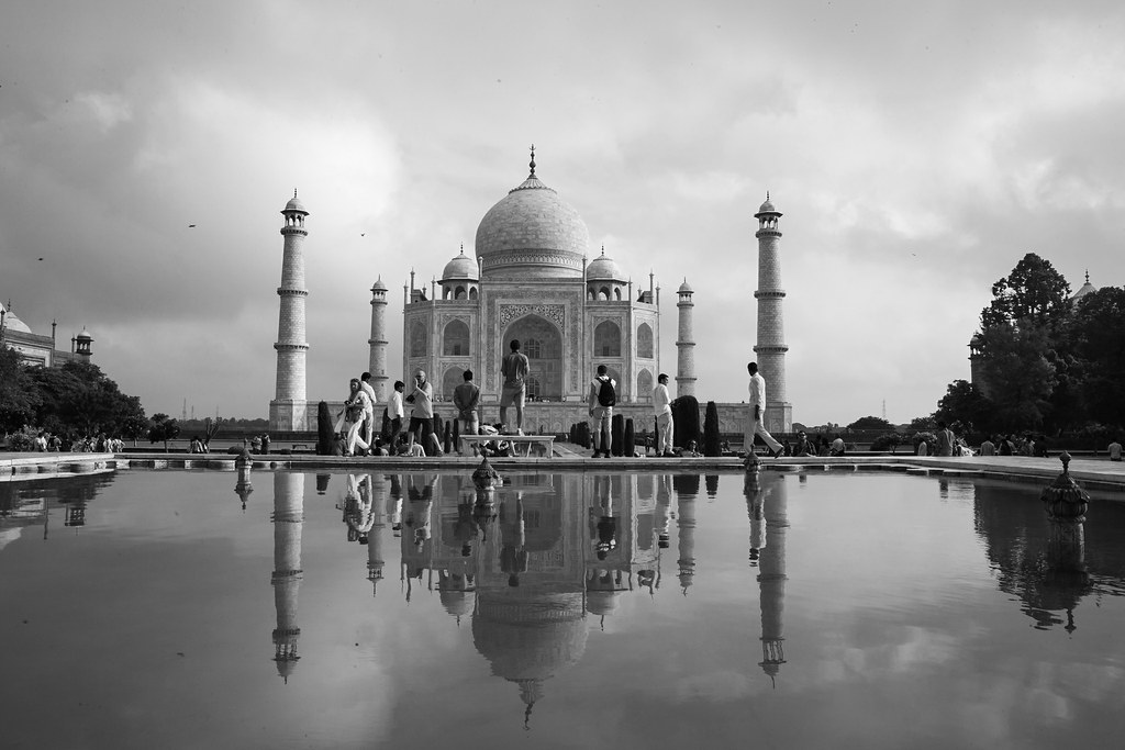 India - Taj Mahal, Agra