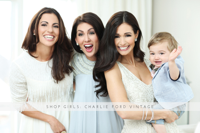 Shop Girls: Charlie Ford Vintage