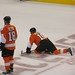 Small photo of Adam Hall, Brayden Schenn