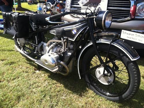 Barber Vintage Motorcycle Festival 2013