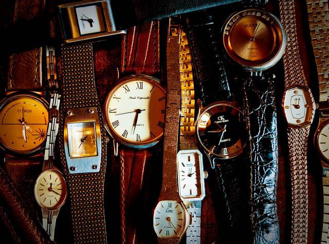 你總優柔寡斷嗎?很可能是因為手錶定律害你失去方向