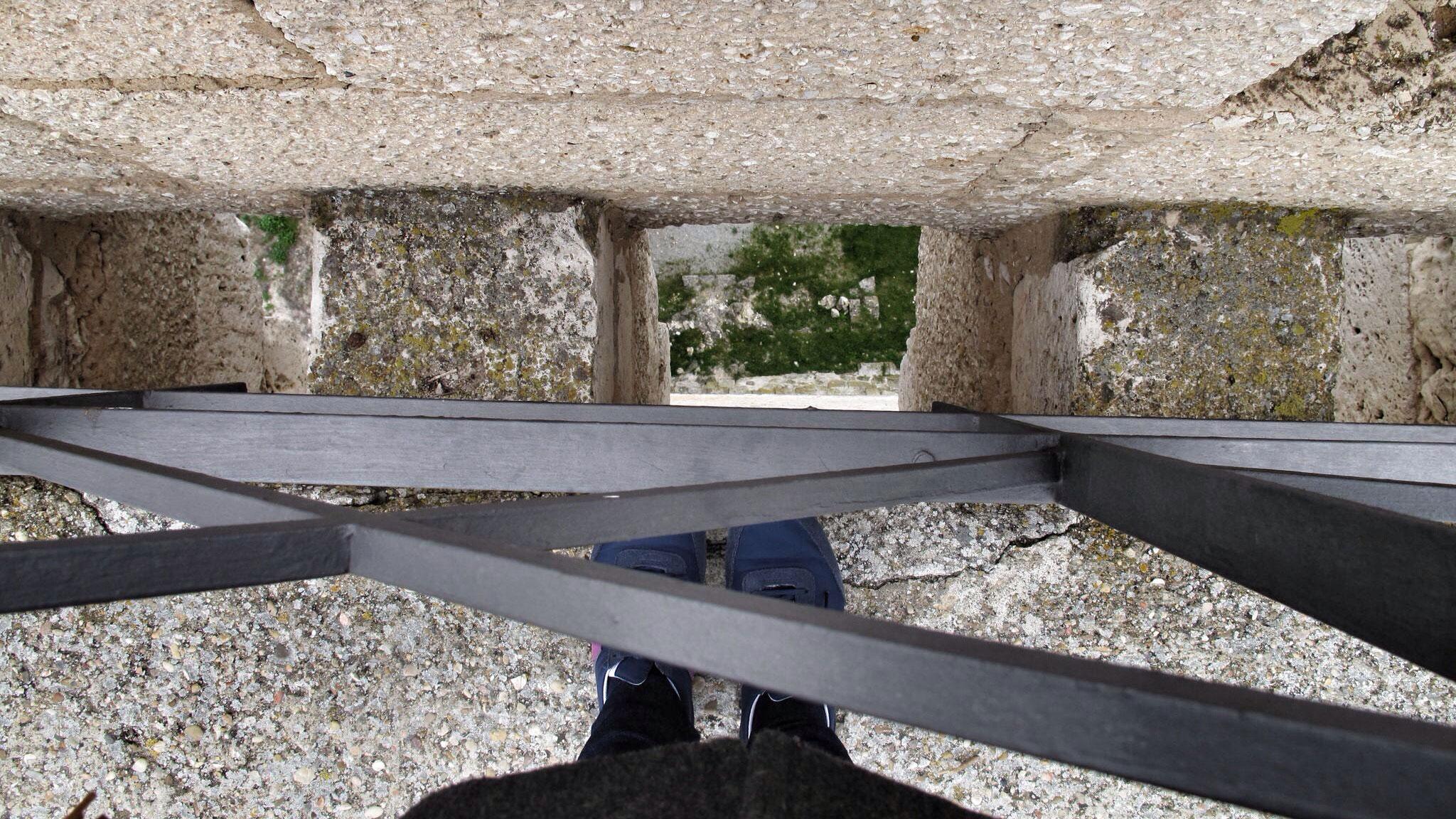 castillo de peñafiel_torre del homenaje_rehabilitación
