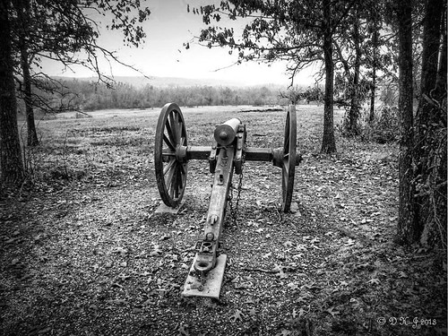 bloody hill cannon HDR
